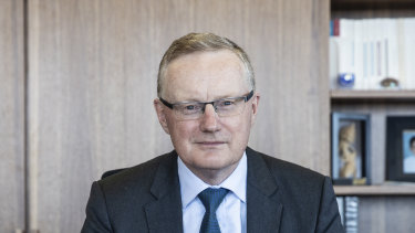 RBA governor Philip Lowe has named energy, transport, housing and schools as some of the target areas for spending.