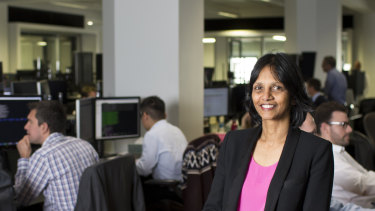 Macquarie Group's chief executive, Shemara Wikramanayake, has increased dividends to $2.50.