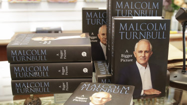 The publisher of Malcolm Turnbull's new memoir has reached a settlement with a senior adviser to Scott Morrison over the spread of a pirated e-book.