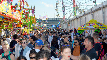 Shift of Ekka holiday to October a 'mixed blessing' for some venues