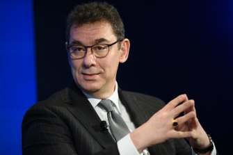 Pfizer CEO Albert Bourla said a third COVID-19 vaccination may be needed within a year of the two-dose regimen.