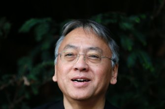 British novelist Kazuo Ishiguro's Klara and the Sun is out in March.