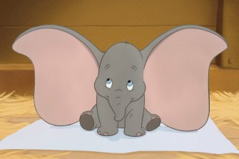 Disney's Dumbo expected to screen with racism warnings on the company's new streaming service.