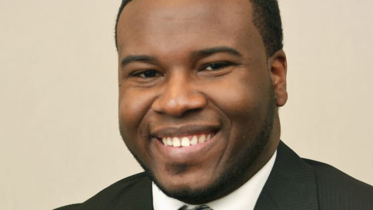 Botham Jean, who was shot at his own house by a Dallas police officer returning home from work.
