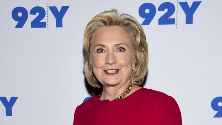 Former United States secretary of state and presidential hopeful Hillary Rodham Clinton .