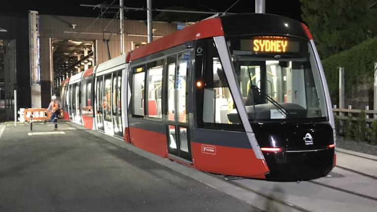 sydney light rail - photo #11