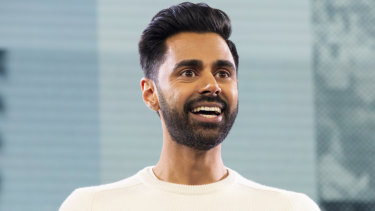 You can watch Patriot Act with Hasan Minhaj on Netflix.