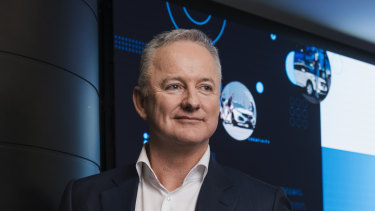 Nine CEO Hugh Marks said the company expects a 30 per cent lift in earnings pre specific items for the half year.