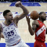 Ben Simmons keeps 76ers' NBA season alive