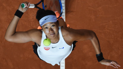 Osaka's winning start on clay, as Nadal's form turns ominous