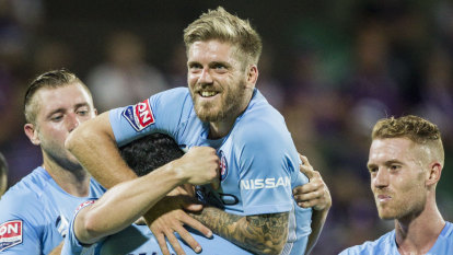 'We've got the mental edge': Bring on Melbourne derby final, says Brattan
