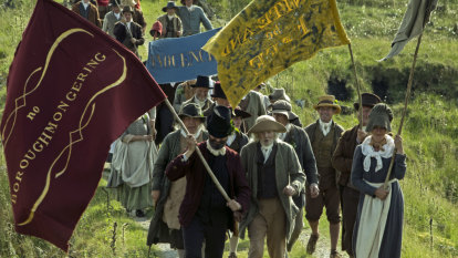 Peterloo shows democracy in all its imperfect glory