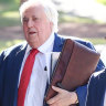Palmer Queensland Nickel trial halted after talks