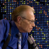 Larry King in 2010.