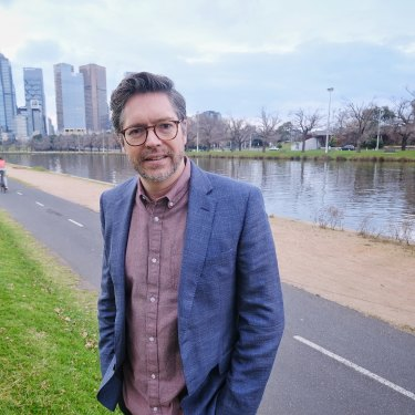 City of Melbourne councillor and deputy lord mayor hopeful Nicholas Reece.
