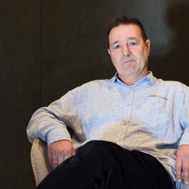 Former Perth stock broker Mark Niutta.