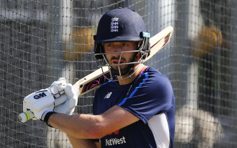 Debut: Englishman James Vince will play his first match for the Sydney Sixers on Sunday.