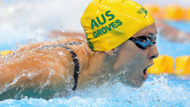 Madeline Groves says she is proud for taking a stand and withdrawing from the Olympic trials.