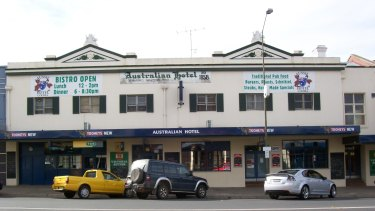 The Australian Hotel in Cooma, NSW, has been listed for sale via public auction.