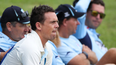 Steve O'Keefe has accepted his omission from the NSW contract list for next season.