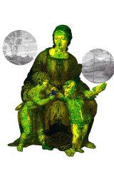 Motherboard Portal Verde by Chris Orr