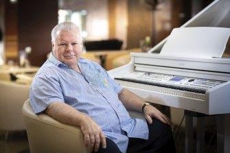 Music teacher Duncan Lorien.