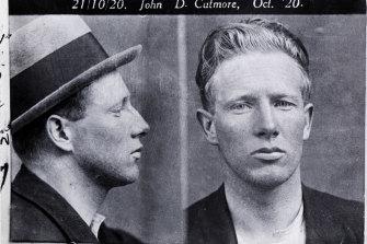 John 'Snowy' Cutmore.