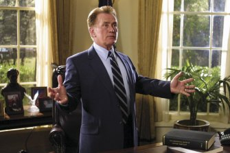 In The West Wing, Martin Sheen played Jed Bartlett, a US president with a Nobel prize in economics.