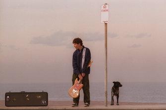 Ben Lee in Bondi, back in 1995.
