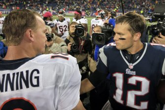 Peyton Manning and Tom Brady will also play in the match.