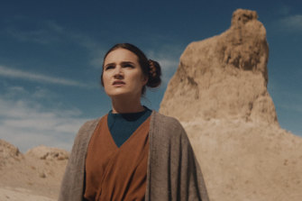 "Maxine Phoenix stars in ""Kenobi"", a fan-made Star Wars live-action short that has more than 5.7 million views on YouTube."