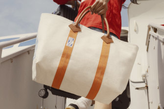 Totes first. The Haulier bag which introduced a new Australian label to the world.