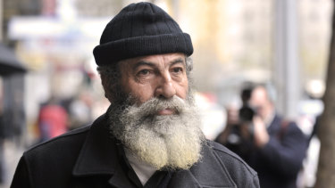 Chaouk family patriarch Macchour Chaouk, who was gunned down in 2010.