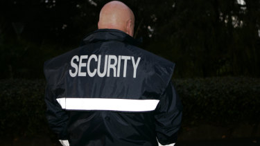 """Sacking a security guard by text message was  """"unconscionably undignified"""""""