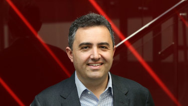 The former Google boss grew up in Wollongong.