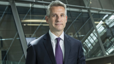 Ben Way, chief executive of Macquarie Group Asia.