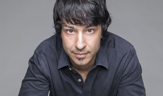 MICF 2018 review: Arj Barker channels his inner Keith Richards