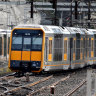 Upgrade to old Sydney trains now expected to be two years late