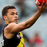 Tigers lose Toby Nankervis and drop Sydney Stack for top four clash