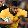 The Wallabies beat the All Blacks in Brisbane in November 2020, and play the Kiwis twice across the Tasman in 2021.