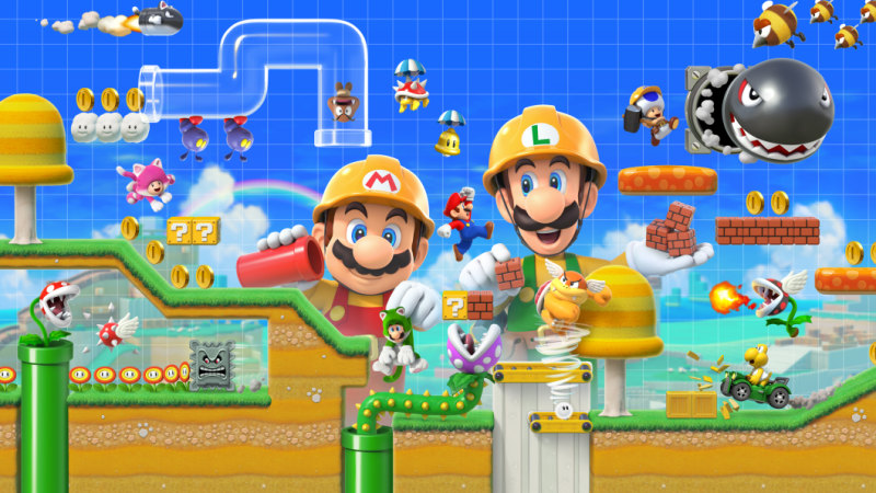 Super Mario Maker 2 review: another bizarre, endlessly creative delight