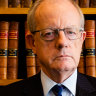 'No one does it for popularity': Justice Brereton follows in his father's footsteps