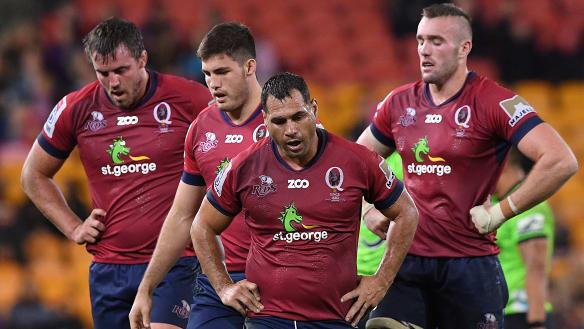 Reds rue errors in narrow Highlanders loss