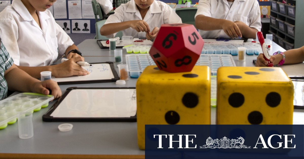 Experts push for more problem-solving in maths curriculumLoading 3rd party ad contentLoading 3rd party ad contentLoading 3rd party ad contentLoading 3rd party ad content