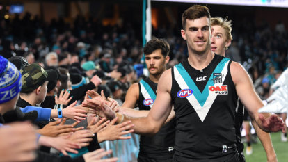 Inconsistent Port belt the Dockers to go out on a big high