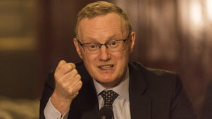RBA governor Philip Lowe has left the door open to further interest rate cuts while signalling they will remain low for an extended period of time