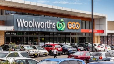 Primewest paid $34.75 million for the Woolworths Spring Farm Shopping Centre.