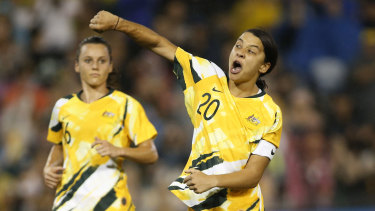Australia learns next month whether it will host the 2023 FIFA Women's World Cup.