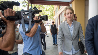 Elizabeth Holmes's fraud trial starts next month. She faces up to 20 years in prison and a fine of up to $US3 million if convicted.
