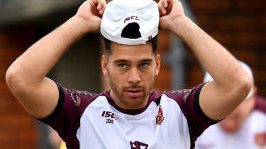 Unique: Not many people play like Corey Norman, says Brad Fittler.
